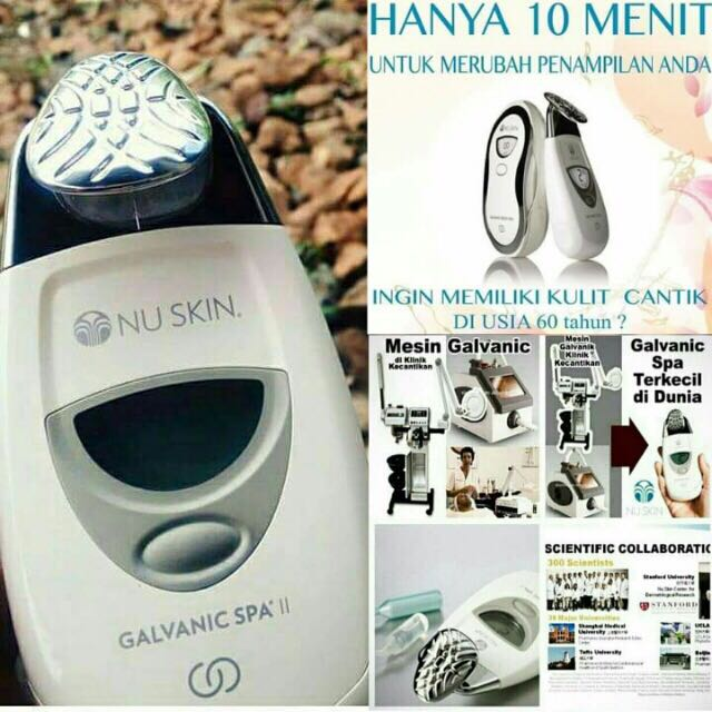 Galvanic Spa For Face