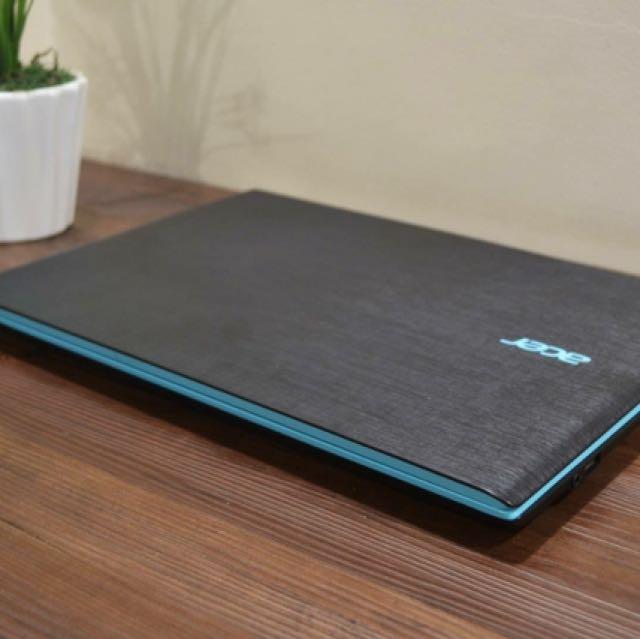 gaming laptap acer core i3 5thgen 4gb nvdia 840m