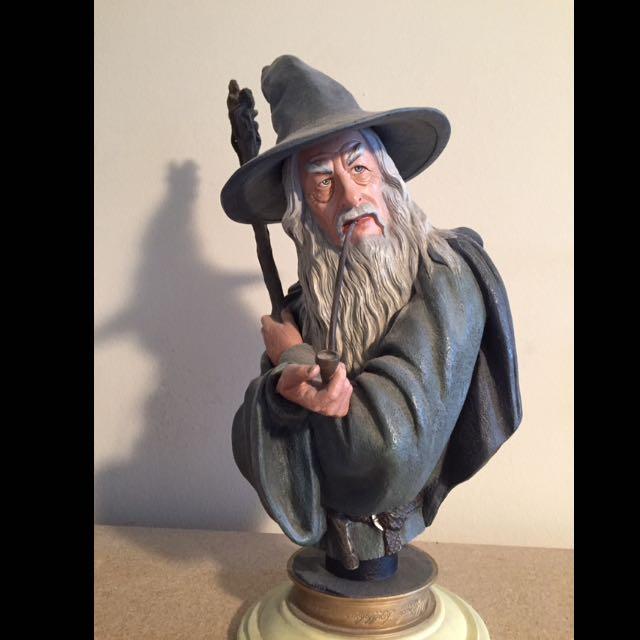 Gandalf The Grey Legendary Scale Bust