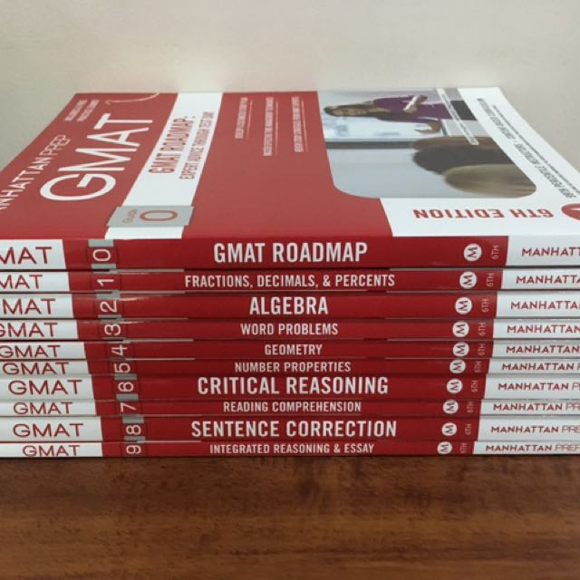 GMAT Manhattan Prep Complete Strategy Guide