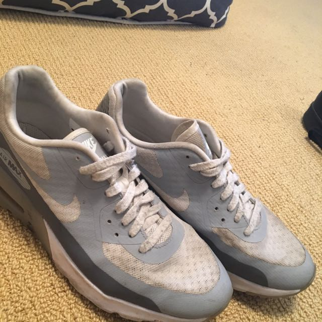 Grey Air Maxes