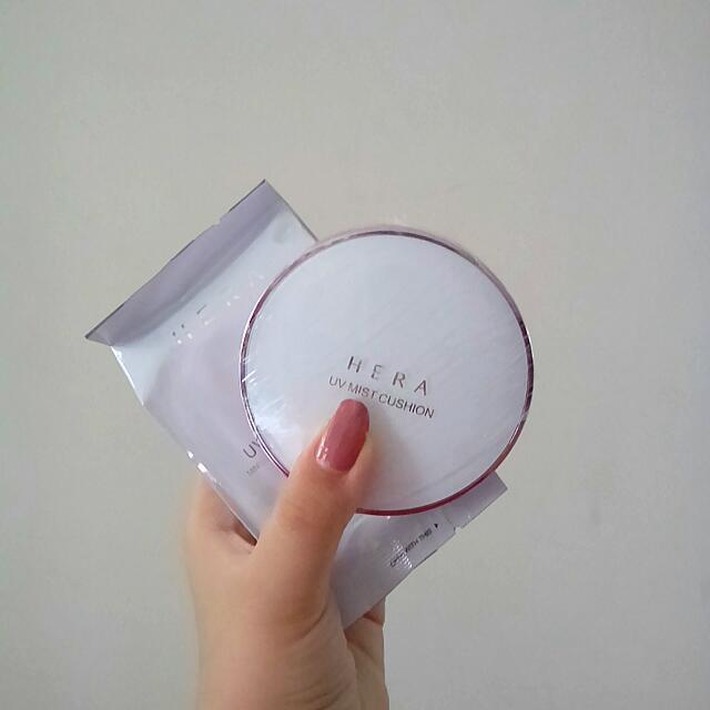 (降)HERA 長效抗UV氣墊粉餅 SPF50+ PA+++
