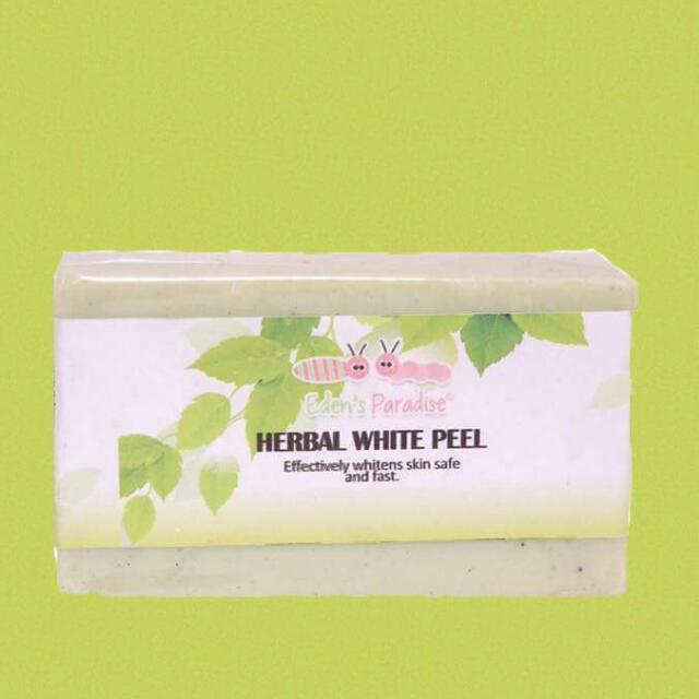 Herbal White Peel Soap