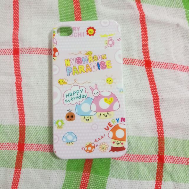 iPhone 4/4s cartoon hardcase