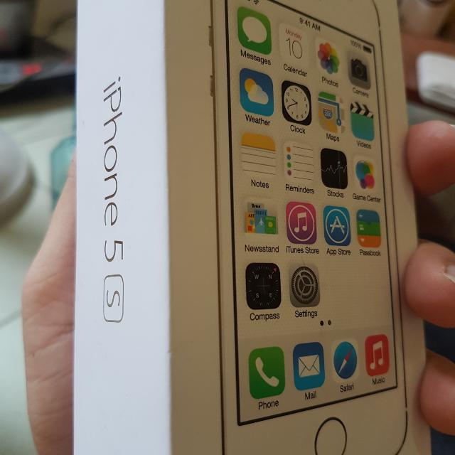 IPhone 5s 金