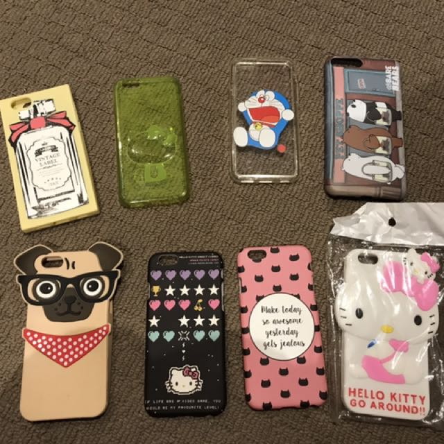 iPhone 6 & 7 Phone Cases
