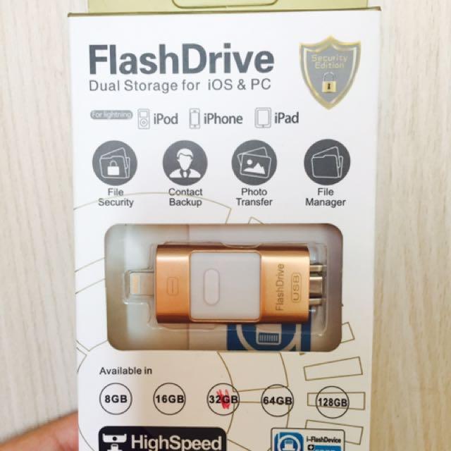 iStick FlashDrive