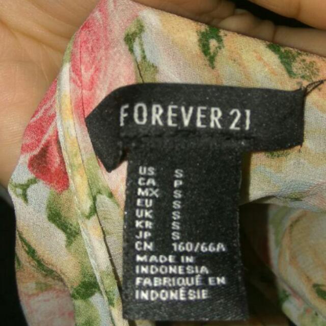 Jumpsuit Forever 21