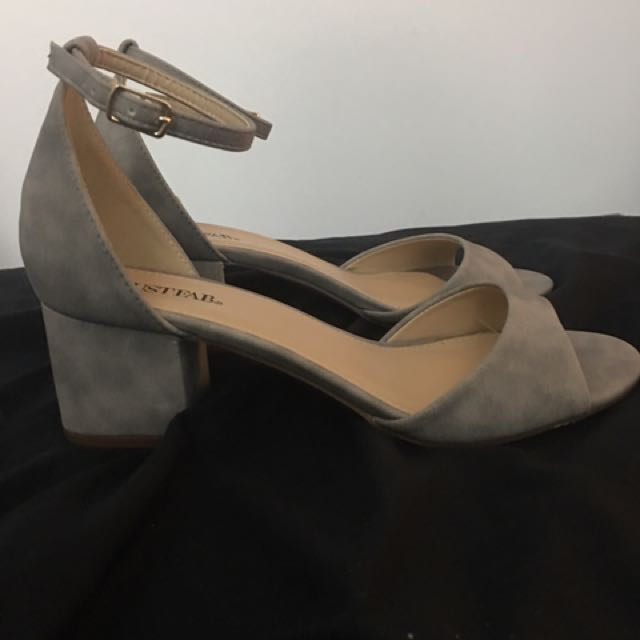 Just Fab Marybeth Heels