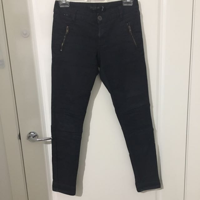 Just Jeans Black Stretchy Skinny Jeans
