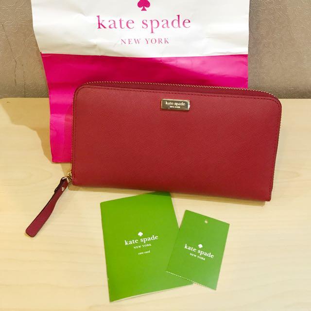 Kate Spade Newbury Lane Neda Wallet