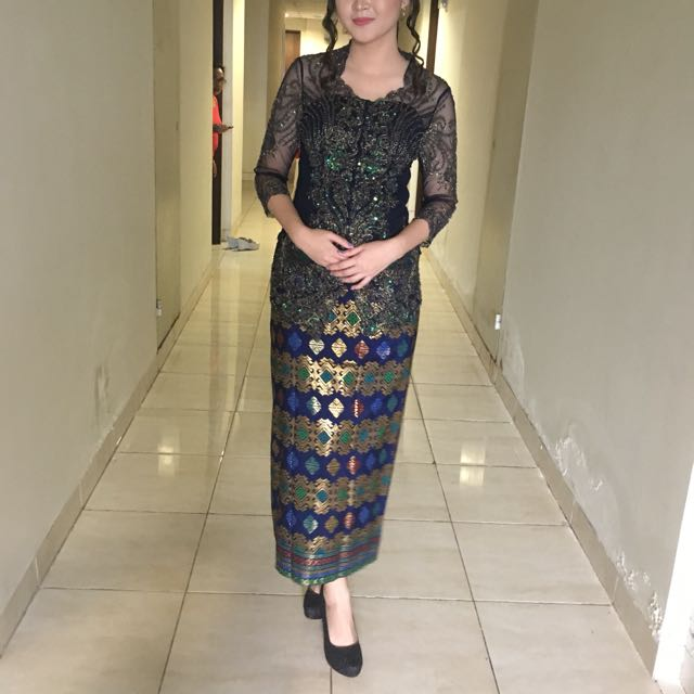 KEBAYA PAYET ALL IN