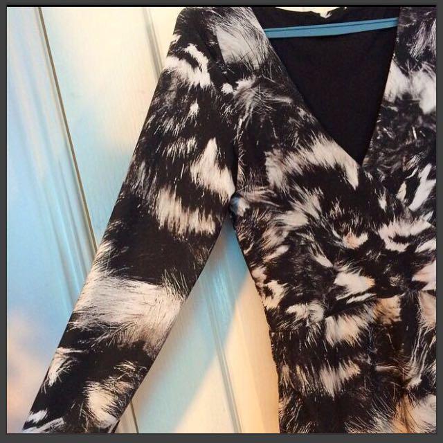Kookai Dress (Long Sleeves)