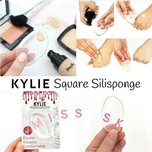 Kylie Make Up Silisponge / Beauty Sponge
