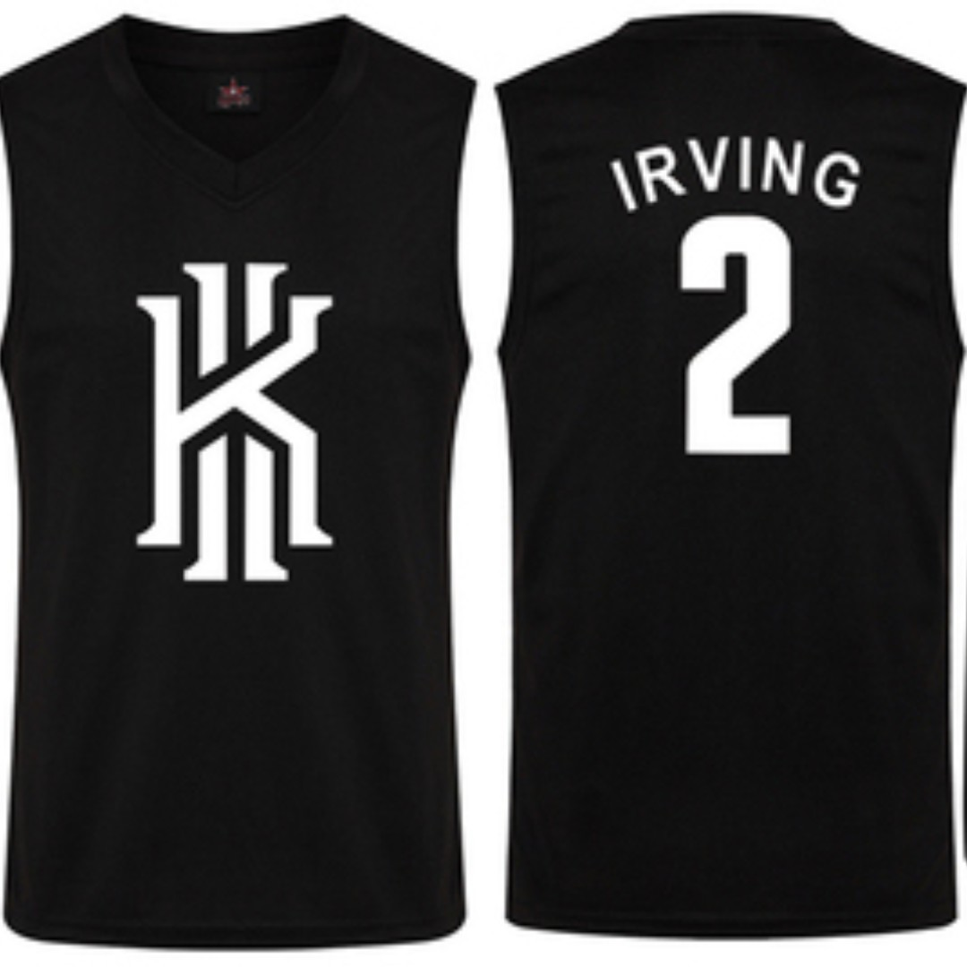 88aede85766 Kyrie Irving Jersey Set