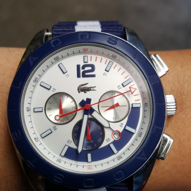 Lacoste Panama chrono Watch