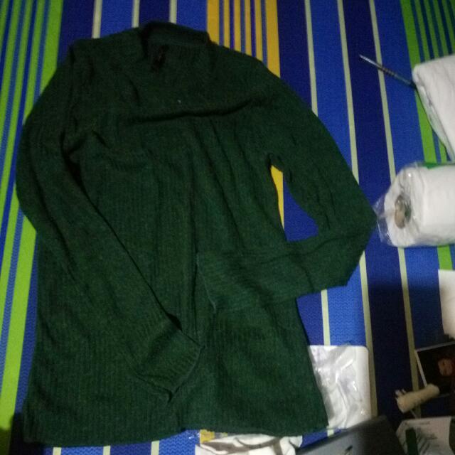 Long sleeve (green)