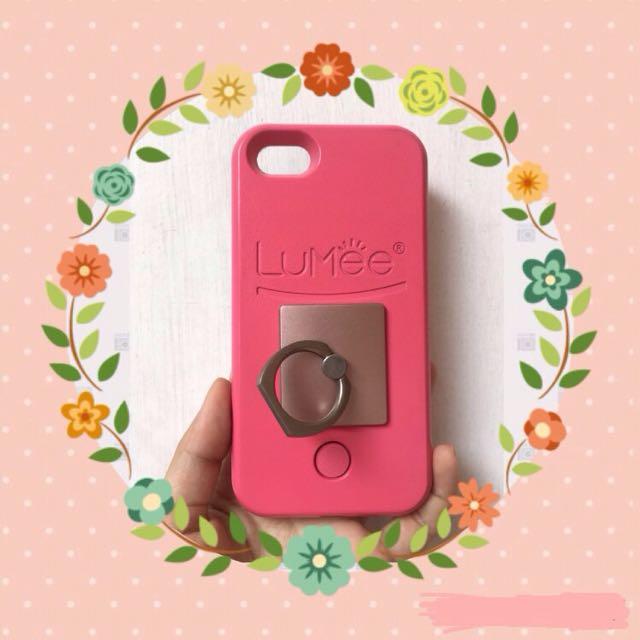 Lumee Case Iphone 5/5s