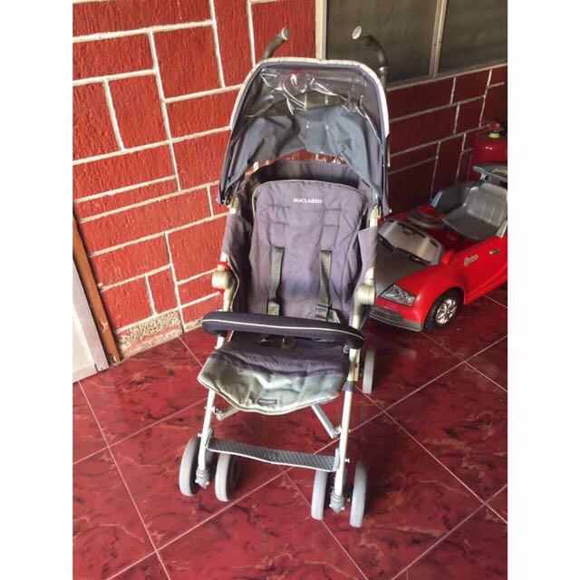 Maclaren Techno XT Stroller - Charcoal