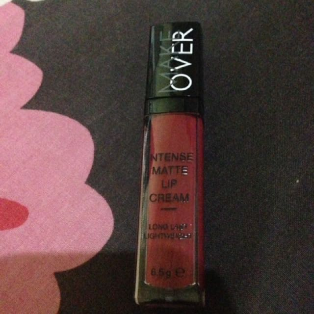 Make Over Intense Matte Lip Cream (005)