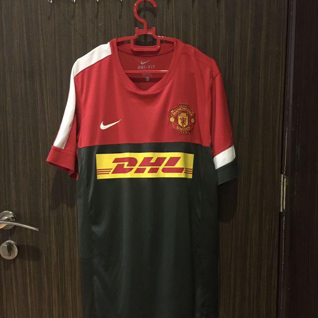 9a146385d Manchester United 2012 13 Season Training Kit