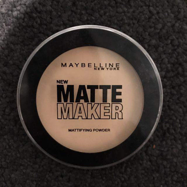 Maybelline Mattifying Powder
