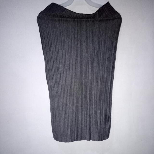 Midi Skirt Prisket Bershka