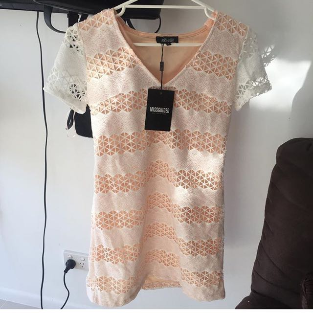 MISSGUIDED DRESS (BNWT)