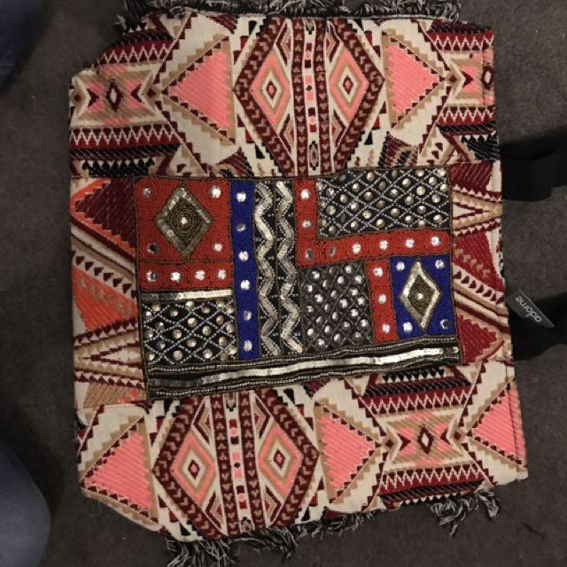 Multi-Coloured Bag