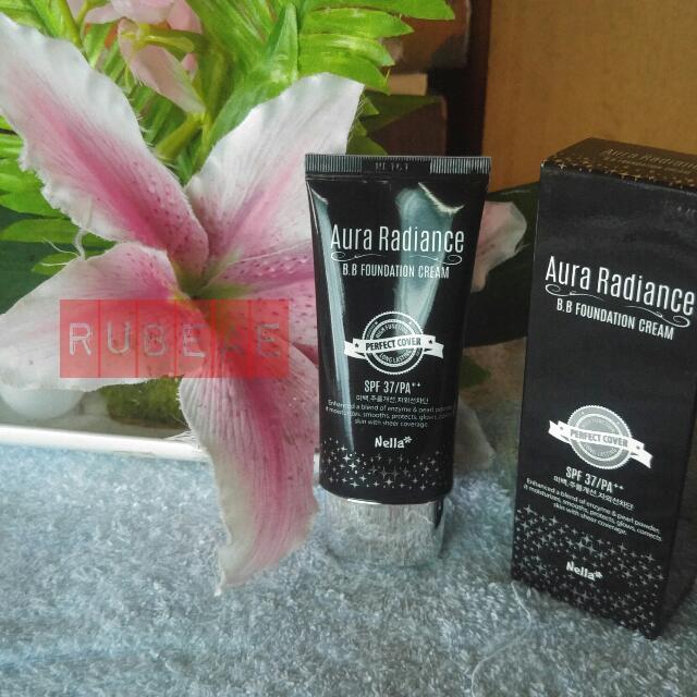 Nella Aura Radiance BB Foundation Cream SPF 37/PA +++