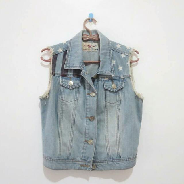 New Look Jeans Vest