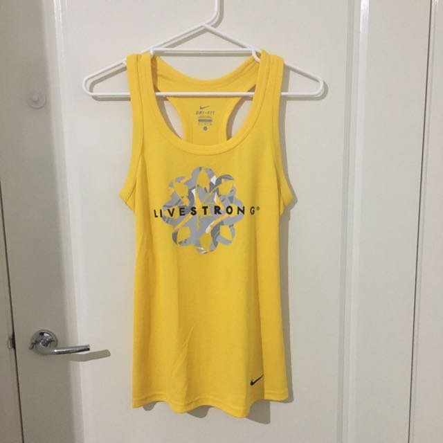 Nike Livestrong Tank