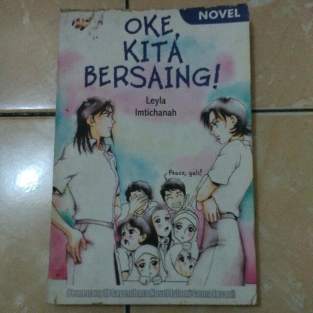 "Novel ""Oke Kita Bersaing"""
