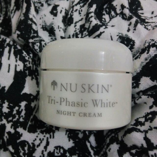 Nu Skin - Tri Phasic White - Night Cream