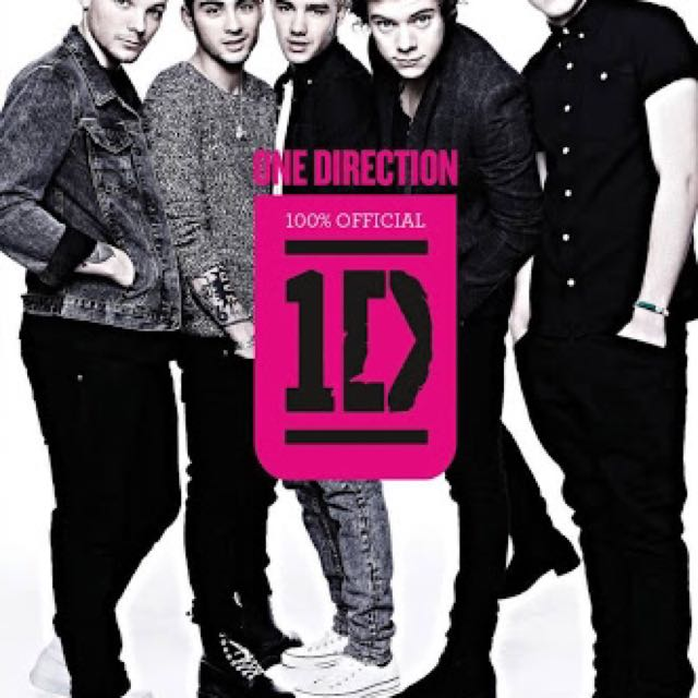 Official 1D Where We Are ( Our Band, Our Story) Harbound