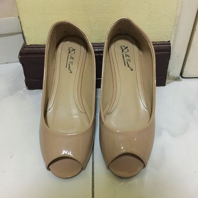 Open Toes Shoes