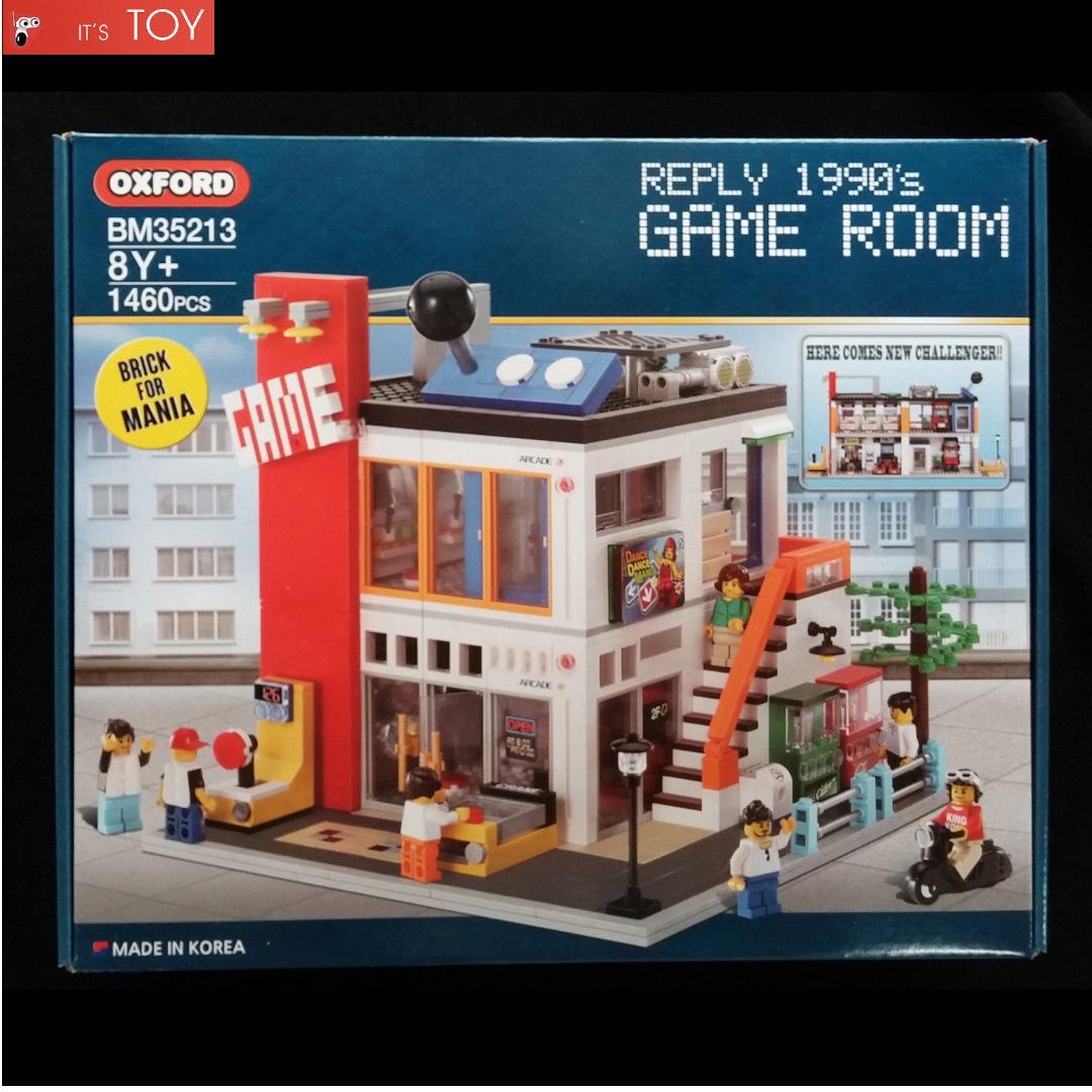 Oxford Block Game Room Bm35213 Toys Amp Games Bricks