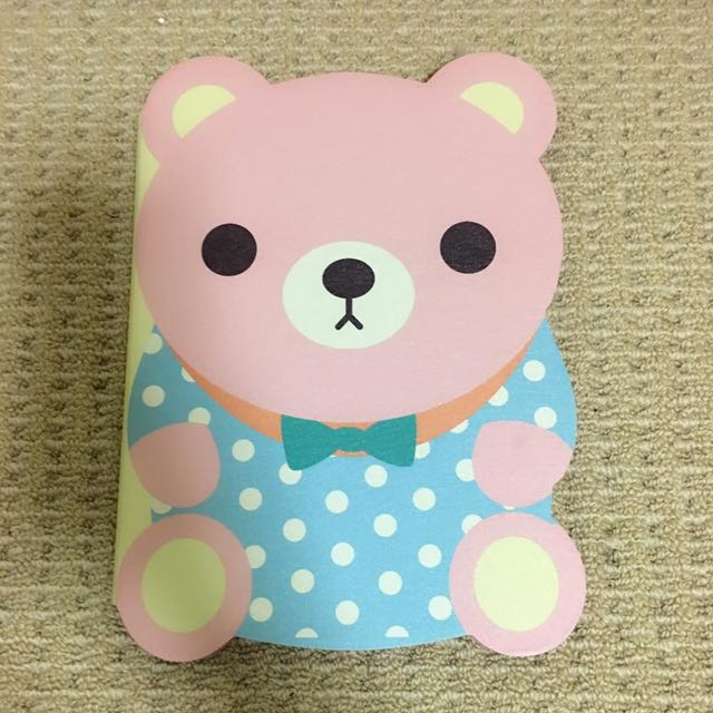 Pink Bear iPad Air 2 Case