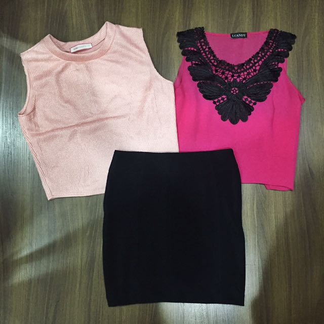 Pink Party Night Out Bundle