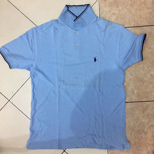 POLO Blue t-shirt (re-price)