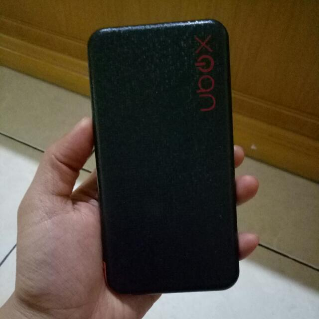 Powerbank Ubox Slim 4000mah