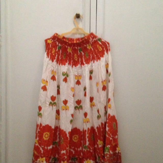 Preloved Summer Skirt