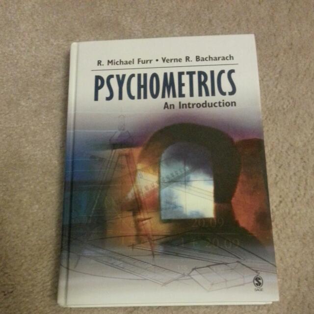 Psychometrics An Introduction