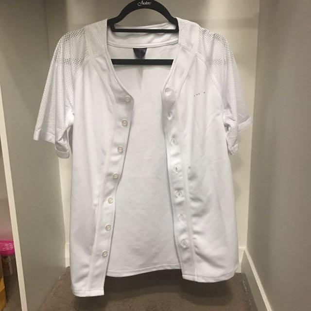 Publish raglan baseball jacket outerwear