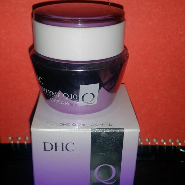 Q10晶妍緊緻精華霜 DHC Q Cream