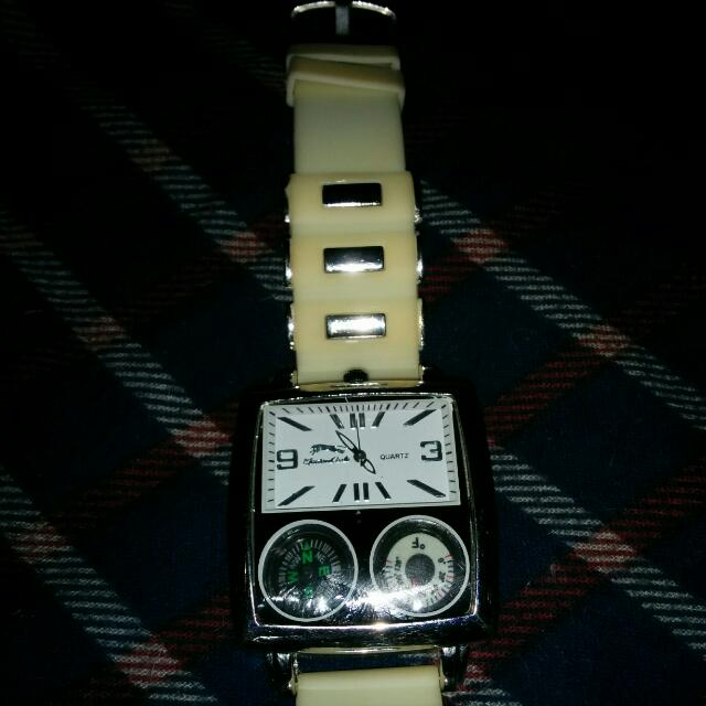 Retro 70's Designer Watch