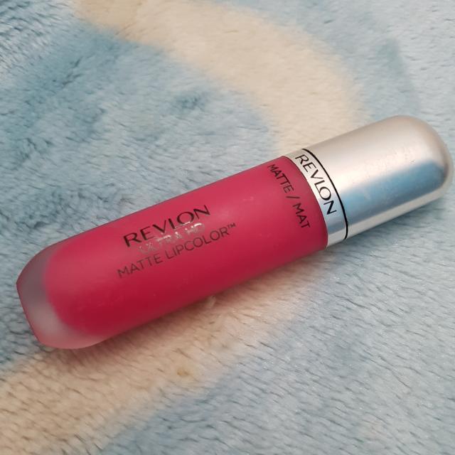 Revlon Ultra HD Matte Lipcolor Shade Obsession