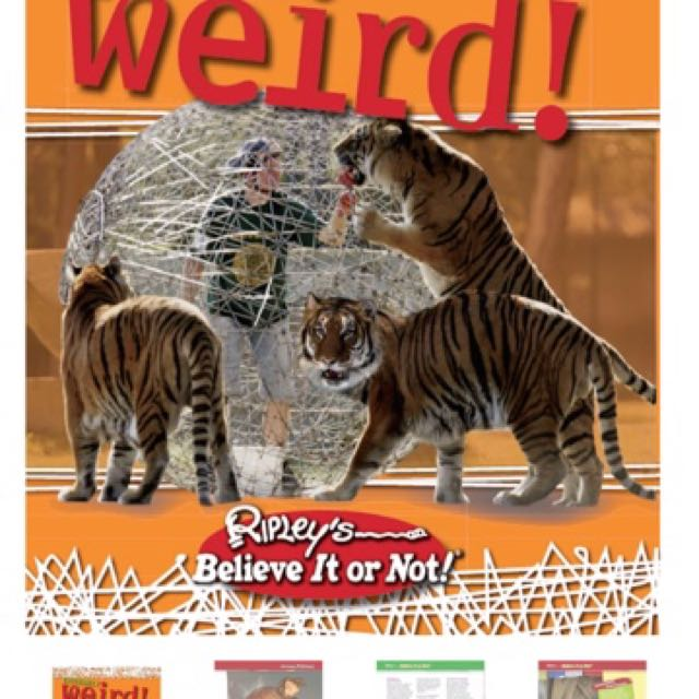 Ripley's Believe It Or Not - Extremely Weird!