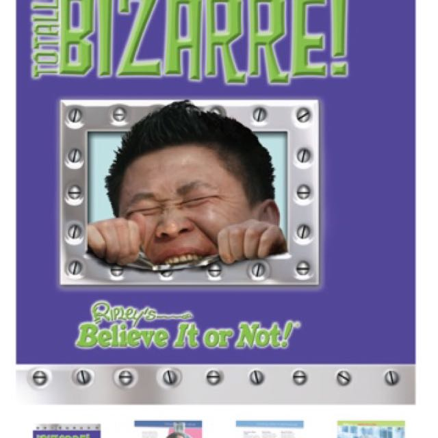 Ripley's Believe It Or Not - Totally Bizzare!