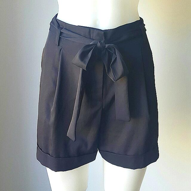Sabine High Waisted Shorts
